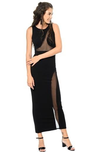 Tfnc Elbise Siyah